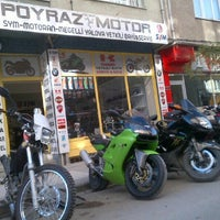 Photo taken at Poyraz Motor Yalova by Krm K. on 2/17/2014
