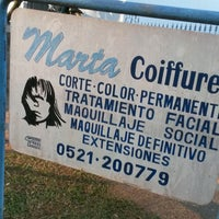 Photo taken at marta coiffure by Ada R. on 8/25/2016