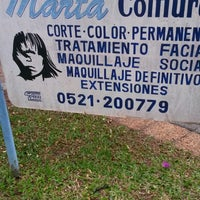 Photo taken at marta coiffure by Ada R. on 8/31/2016