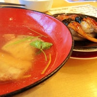 Photo taken at いわ栄 津高店 by Hiroshi G. on 6/9/2013