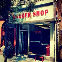 9/19/2012에 Gabriel L.님이 Manhattan Barber Shop에서 찍은 사진