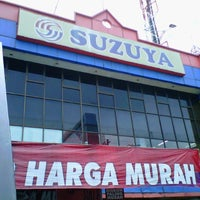 Photo taken at Suzuya Supermarket - Suzuya Plaza P.Siantar by Melodi s. on 9/22/2012