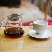 Снимок сделан в Double B Coffee & Tea пользователем Rod N. 6/10/2013