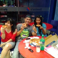 Photo taken at Domino's Pizza by Defi S. on 12/19/2012