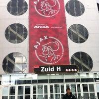 Photo taken at Amsterdam ArenA by Roni E. on 10/15/2012