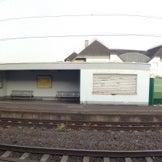 Photo taken at Bahnhof Koblenz-Güls by ihache on 10/20/2012