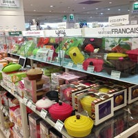 Photo taken at Tokyu Hands by Love_parks on 8/21/2013