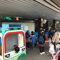 Photo taken at Monorail East Garden Station by Love_parks on 12/4/2016