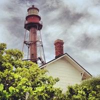 Photo taken at Sanibel Island Lighthouse by Lauren R. on 7/21/2013