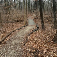 Photo taken at Downer Woods by Shawn R. on 1/29/2013