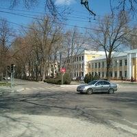 Photo taken at Бульвар Гагарина by Ira V. on 3/18/2013