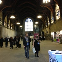 Photo taken at Houses of Parliament by John C. on 11/23/2012