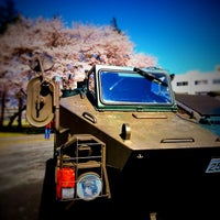 Photo taken at 陸上自衛隊 宇都宮駐屯地 by よた on 4/6/2014