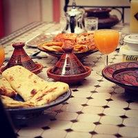 Photo taken at Marrakech by Alex B. on 5/21/2013