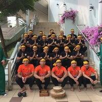 Photo taken at Kolej Sains Kesihatan Bersekutu Johor Bahru by Anith D. on 1/12/2017
