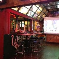 Photo taken at Washingtons Sports Bar by Pamela on 11/18/2012