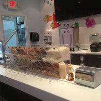 Photo taken at Frozen Yogurt Bar - Doral by FredSocial on 1/13/2013