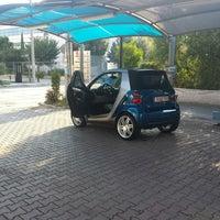 Photo taken at Speedy Car Wash by Kiriakos Z. on 8/14/2014