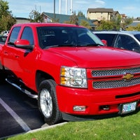 Photo taken at Chevrolet of Bend by WhereChimpoAt on 9/28/2014