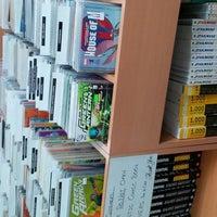 Photo taken at BMV Books by Adam Y. on 2/16/2013