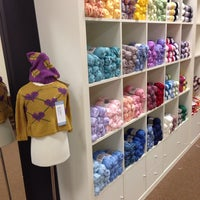 Photo taken at MOORE YARN at Airport Plaza by Cliff M. on 11/8/2013