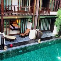 Photo taken at Yantarasri Resort by Tanawat P. on 7/14/2014