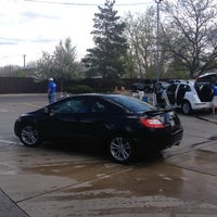 Photo taken at Puddle Car Wash by Pedro S. on 5/19/2013