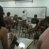 Photo taken at Universidade Vale do Rio Doce (UNIVALE) by Vinicius F. on 5/22/2013