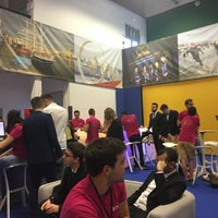 Photo taken at Audencia Business School by Baptiste P. on 6/1/2017