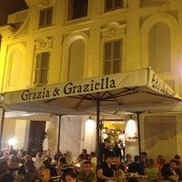 9/22/2013 tarihinde Marc M.ziyaretçi tarafından Grazia & Graziella'de çekilen fotoğraf