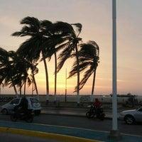Photo taken at Avenida La Marina by Victor Hugo P. on 7/28/2016