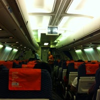 Photo taken at Y6345 / Batavia Air by Noerdin H. on 11/9/2012