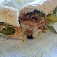 Photo taken at Which Wich? Superior Sandwiches by Trent S. on 11/18/2013