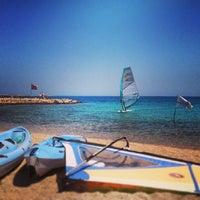 Снимок сделан в Go!Wind. Windsurfing & Kitesurfing School пользователем Inna M. 3/22/2014