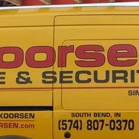Photo taken at Koorsen Fire &  Security by Kyle B. on 12/5/2013
