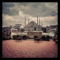 3/23/2013 tarihinde Recep K.ziyaretçi tarafından Armada Sultanahmet Hotel'de çekilen fotoğraf