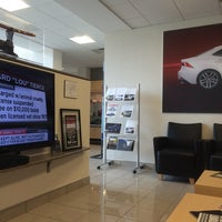 Photo taken at New Country Lexus of Latham by Alexis D. on 5/1/2014