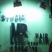 Photo taken at Studio MR Hair by Mila L. on 8/6/2013