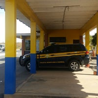 Photo taken at Posto Policia Rodoviaria Federal by Robertson D. on 9/19/2014