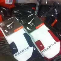 Photo taken at Nike Outlet Store by Jason on 7/6/2013
