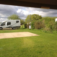 Photo taken at Boroughbridge Camping and Caravanning Club Site by Adam C. on 5/24/2013