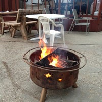 Photo taken at In Front Of A Roaring Fire by Michele R. on 5/26/2013