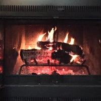 Photo taken at In Front Of A Roaring Fire by Michele R. on 11/2/2014
