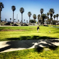 Photo taken at Ocean View Park by Brian M. on 3/23/2013