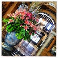 Foto tomada en Hotel Alfonso XIII por Juan Carlos O. el 6/1/2013