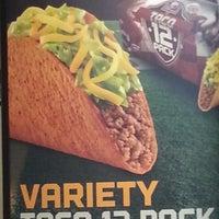 Photo taken at Taco Bell by Jennifer L. on 12/23/2012