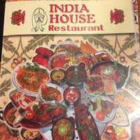 Photo taken at India House by Amy S. on 4/10/2013