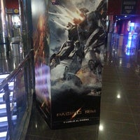 Photo taken at Uci Cinemas by Giovanni S. on 7/13/2013