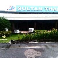Photo taken at Sultan Thaha Syaifuddin Airport (DJB) by Zaki I. on 3/28/2013