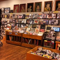 Photo taken at Ernest Tubb Record Shop by Shelly H. on 3/9/2013